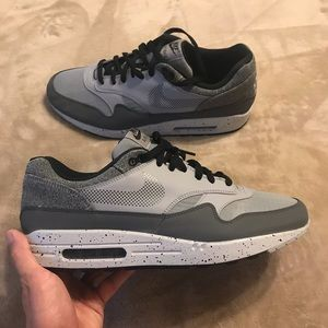 Nike Air Max 1 SE 'RIPSTOP NYLON' men's size 13